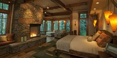 Home on the Range rustic home interiors