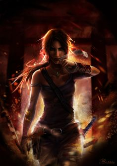 Tomb Raider contest by Haura.deviantart.com on @deviantART