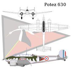 Potez 630 - Wikipedia, the free encyclopedia