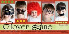 How to make a cool blog banner on Picasa
