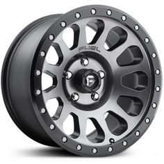 Fuel D601 Vector Wheels & Rims