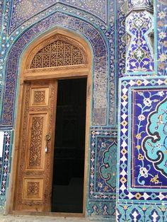 Ouzbekistan - Samarkand