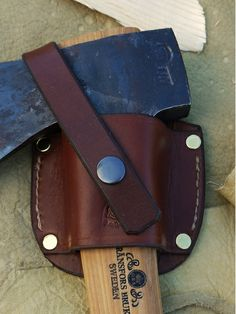 axe belt loops ideas pinterest axe leather projects and