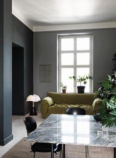 Salon gris