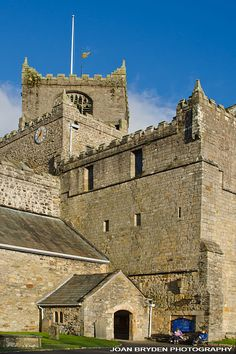Cartmel Priory, Cumbria, England.  I love Cartmel, a real 'must visit' place