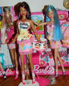 By Robin Conner for sale at the 2012 Barbie Convention
