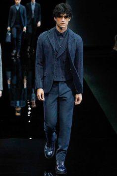 Giorgio Armani Collection Slideshow on Style.com