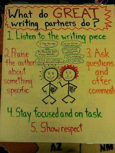 Writing partners