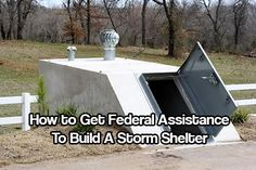 Build A Bunker 649573946223801453 - Get Federal Assistance To Build A Storm Shelter. chances are if you don't earn a lot you could get a grant to build one. You don't pay grants back! Source by Homestead Survival, Camping Survival, Outdoor Survival, Survival Prepping, Emergency Preparedness, Survival Skills, Survival Stuff, Urban Survival, Camping Hacks