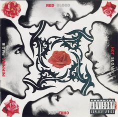 Red Hot Chili Peppers - Blood Sugar Sex Magik Greatest Albums, Best Albums, Greatest Album Covers, Music Album Covers, Greatest Hits, Greeting Song, Rock Roll, Pop Rock, Jazz