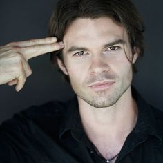 Daniel Gillies - the vampire diaries + the originals elijah , saving hope