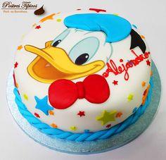 "Torta disney ""Pato Donald"""