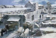 Wroxeter Roman City J900036.  Copyright © English Heritage