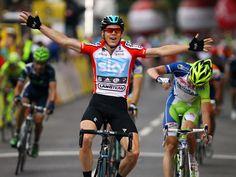 90. Tour de Pologne - Stage 5: Rabka Zdroj - Zakopane [14/07/2012] Ben Swift
