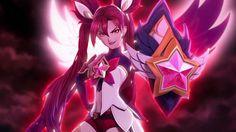 Jinx Star Guardian League of Legends Wallpaper