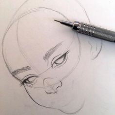 40 Ideas fashion poster illustration artists for 2019 Drawing Techniques, Drawing Tips, Drawing Reference, Drawing Sketches, Art Drawings, Sketching, Sketches Of Eyes, Drawing Heads, Drawing Designs