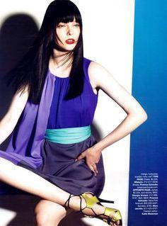 Style Stars: Coco Rocha