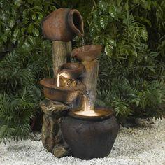 Imagenes Del Mundo Y Fantasia Fuentes De Agua Fenjui Ideas Para - Fuentes-ornamentales-para-jardin