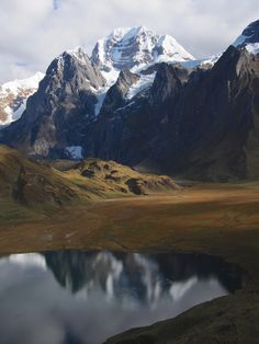 Hiking the Cordillera Huayhuash Peru