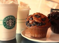 Starbucks, Muffins