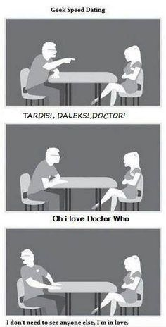 Geek speed dating. Ohmigosh, that's totally me!! www.woakao.com www.facebook.com/pages/Woakao/362227273893807 http://pinterest.com/woakao/