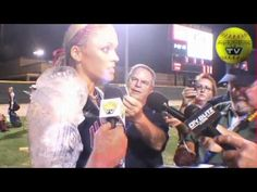 Jennie Finch Interview - Fastpitch Softball TV Show Episode 131. This week I show you 2 press conference with Jennie Finch from the Softball World Cup.    Visit the Fastpitch TV Show's website at http://Fastpitch.TV