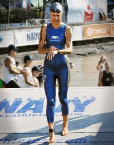Harriet Anderson - 2009 Ironman World Champion