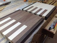 A Collection of Contrast..... - by JL7 @ LumberJocks.com ~ woodworking community