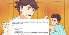 Iwaizumi to Oikawa, how am I supposed to forget you, anime, s1, game