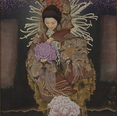 "kiwetinohk: ""Kyosuke Tchinai 智内兄助 : Around The Chrysanthemum """