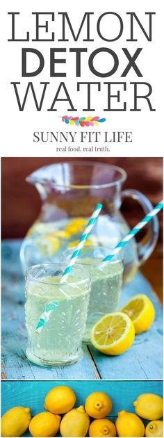 Lemon Coconut Detox