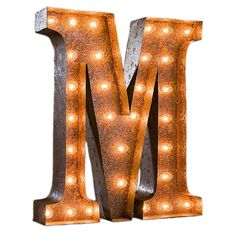 Yes!  Vintage Marquee Lights | Pure Home