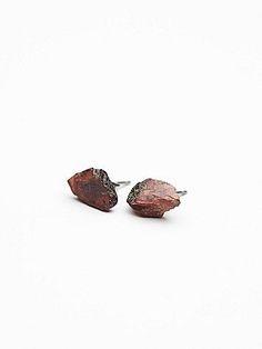 Meaningful Crystal Stud Earrings $48