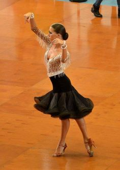 Ballroom Dancing Has actually Never Been Hotter. Ballroom Dancing has never ever been hotter than it is now ever since Dancing with the Stars struck the air. Latin Ballroom Dresses, Ballroom Dancing, Latin Dresses, Ballroom Costumes, Latin Dance Costumes, Salsa Dress, Dance Fashion, Sport, Dance Outfits