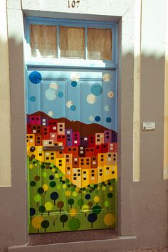Door Art, Madeira