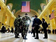 HOW TO SURVIVE MARTIAL LAW >> Lots of good information to know! - I hope to God this doesn't happen, but it's better to be prepared than not!