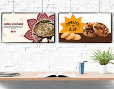"""Check out new work on my @Behance portfolio: """"Menu Board Design Kabob Palace"""" http://be.net/gallery/59493501/Menu-Board-Design-Kabob-Palace"""