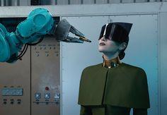 Jean Yves Lemoigne, Fetish Factory - Soon Magazine, 2013  | See more on iheartmyart.com | #art | #photography | #photographer | #artist