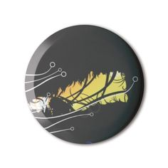 #BBOTD @stereohype #button #badge of the day by FL@33 @flat33 https://www.stereohype.com/411__fl33 #abstract #organic #dark