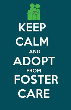 Mother and Dad York adopted me from Foster Care of Michigan.