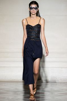 Maison Martin Margiela Spring 2015 Ready-to-Wear - Collection - Gallery - Look 1 - Style.com