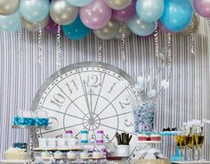 New Year Eve Party Decorations | ... 32 Sparkling DIY Decoration Ideas For New Years Eve Party | WooHome