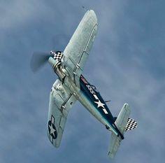 """Vought Corsair FG-1DN """"Sky Boss"""" #555."""
