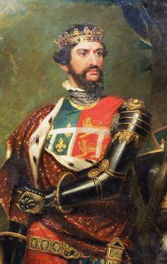 Edward, The Black Prince - Edward's lll's eldest son