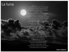 Jaime Sabines - La luna