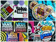 c130b7a939328d vintage vans skateboard bmx stickers  bmx  bmx  stickers