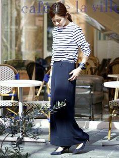 「パンツスタイルは「どっちか盛り」が大人可愛い新ルール♡」 - ZOZOTOWN