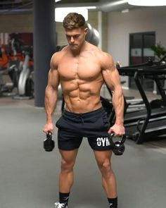 Abs And Cardio Workout, Ripped Workout, Gym Workout Chart, Gym Workout Videos, Weight Training Workouts, Gym Workout For Beginners, Dumbbell Workout, Gym Workouts, Workout Circuit
