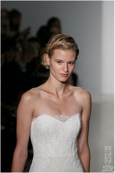 @Christos Stergiou Bridal  | #ChristosBridal Fall 2014 Collection by #Amsale | #wedding #weddinggowns #bridalgowns #bride