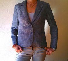 Vintage Pendleton Women's Blazer Jacket by petticoatplease on Etsy, $75.00